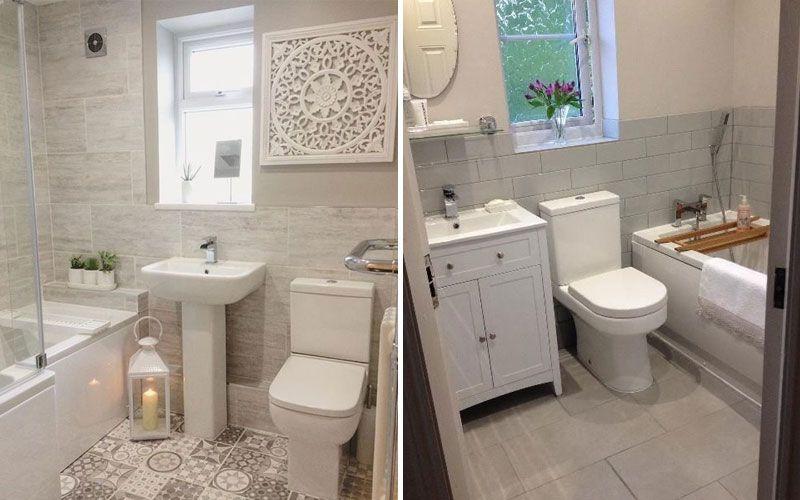 Дизайн ванной комнаты с окном: советы, современные идеи, фото