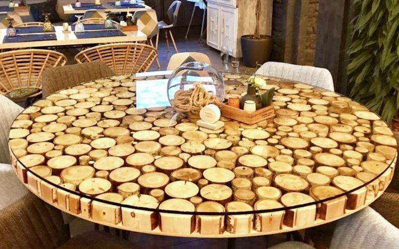 Декорирование столика своими руками