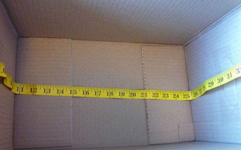 Декорирование коробки для хранения