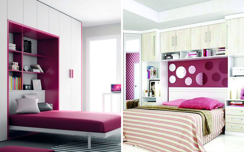 Шкафы над кроватью в спальне: как повесить, фото, идеи