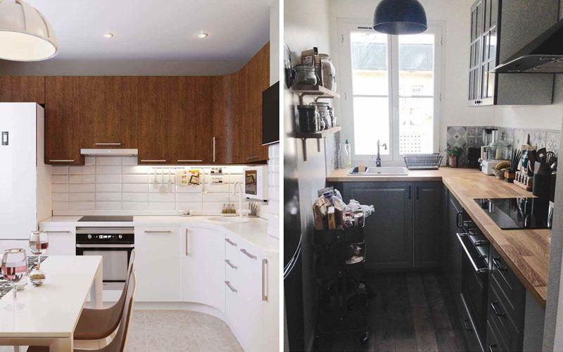 Угловые кухни 9 метров