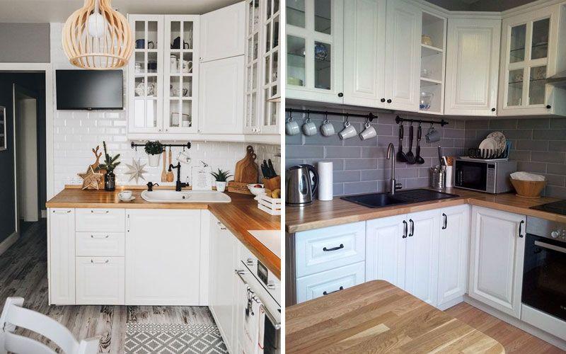 Угловая кухня 9 метров