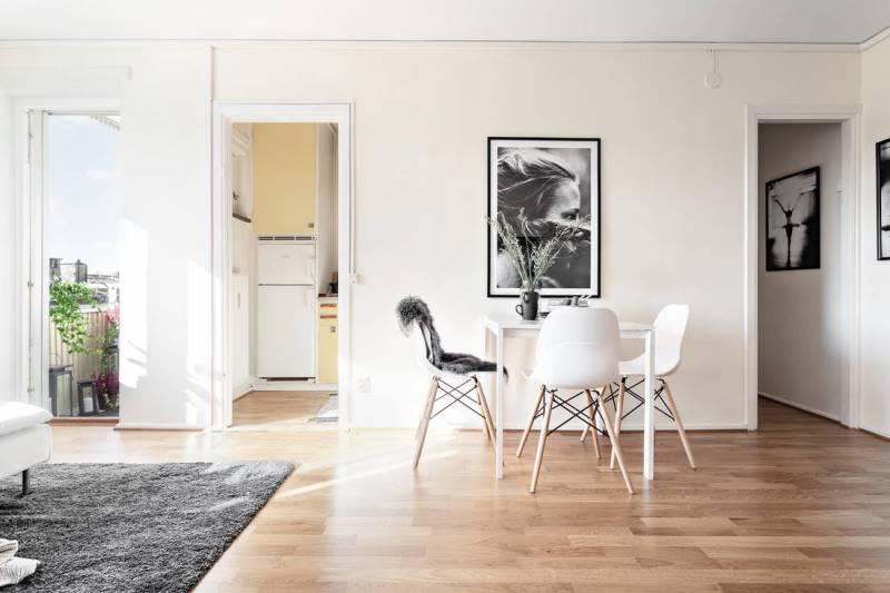 Интересный дизайн квартиры-студии площадью 31 метр