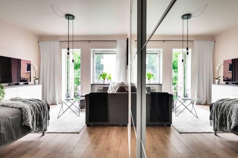 Однокомнатная квартира 30 метров
