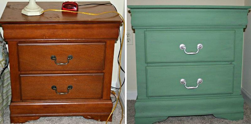 Как приготовить меловую краску и покрасить ею мебель: 5 рецептов в домашних условиях