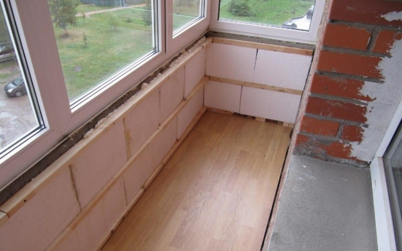 Чем утеплить балкон в квартире? Виды утеплителей и монтажа