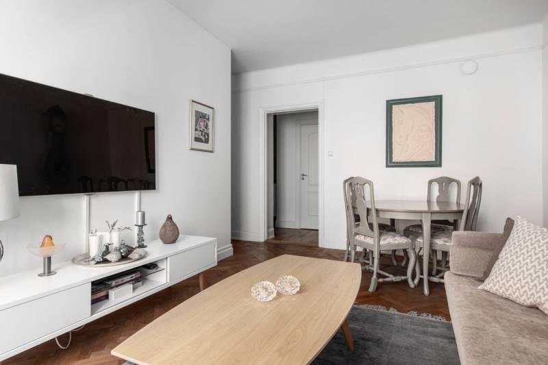 Проект дизайна двухкомнатной квартиры 46 метров - 4