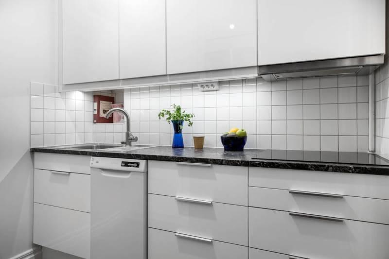Проект дизайна двухкомнатной квартиры 46 метров - 6