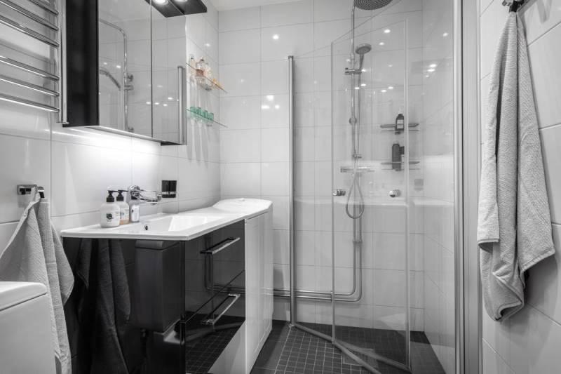 Проект дизайна двухкомнатной квартиры 46 метров - 8