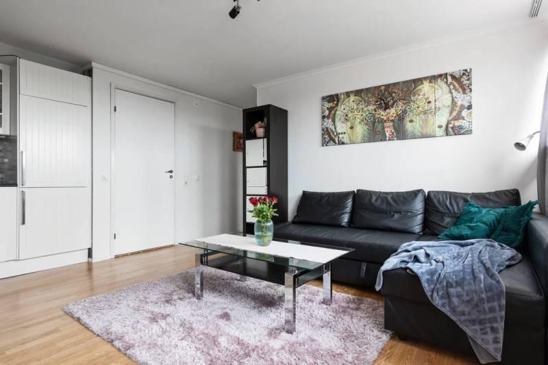 Дизайн двушки площадью 46 метров в скандинавском минимализме - 7