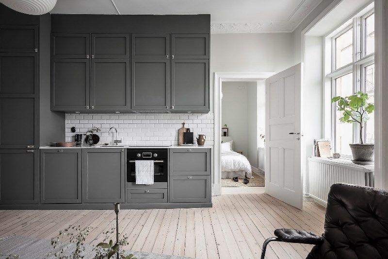 Двушка с совмещенной кухней-гостиной 46 метров - 01