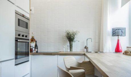 Дизайн маленькой кухни 6 метров в хрущевке: реальные фото готовых интерьеров