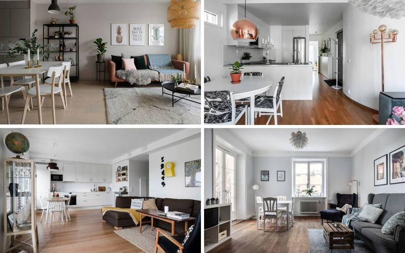 Планировка однокомнатной квартиры 45 метров: варианты, идеи, решения