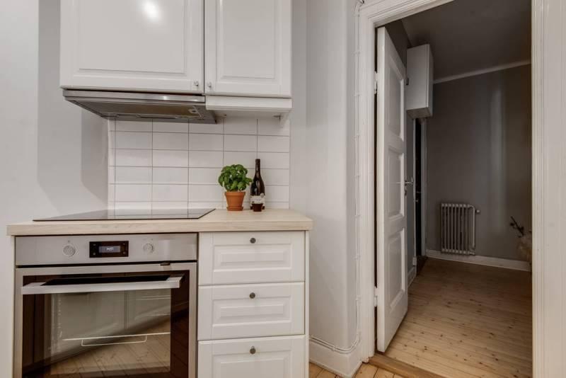 Интерьер однокомнатной квартиры 44 метра