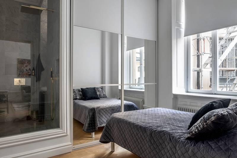 Интерьер и планировка шведской квартиры