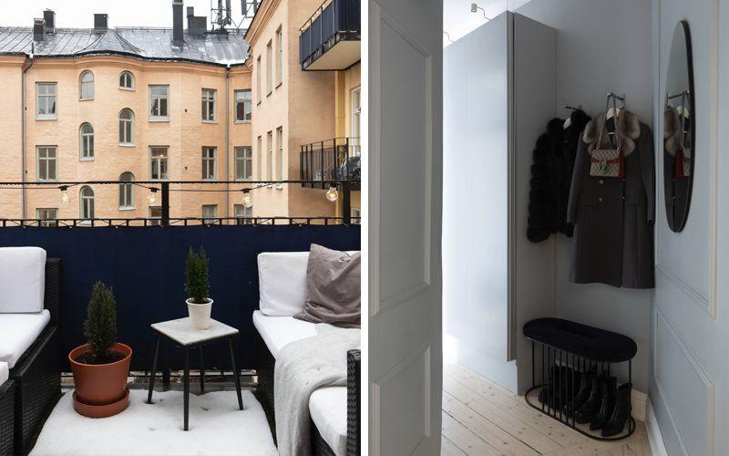 Вариант планировки шведской квартиры