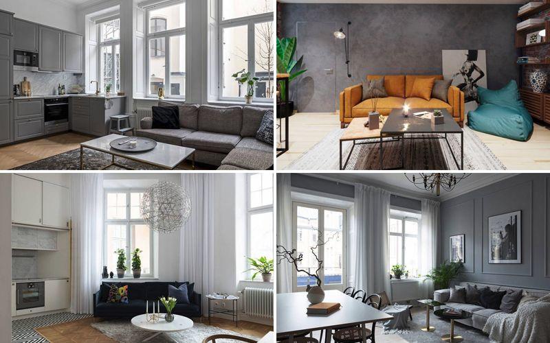 Интерьер и планировка двухкомнатной квартиры 43-44 метра