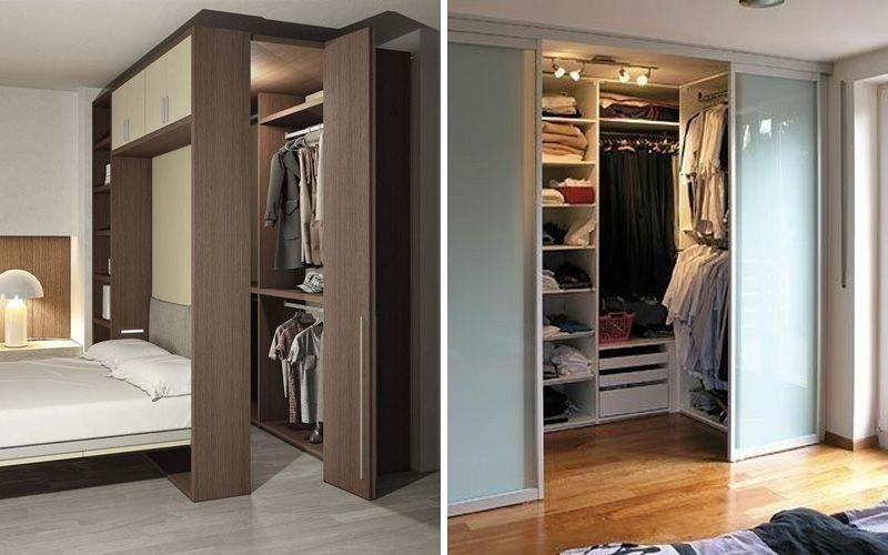 Выбираем двери в гардеробную