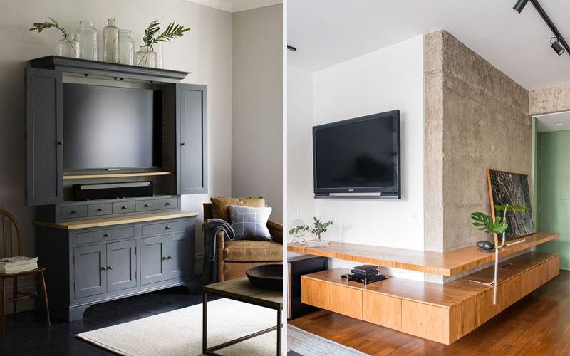 ТВ-зона, дизайн