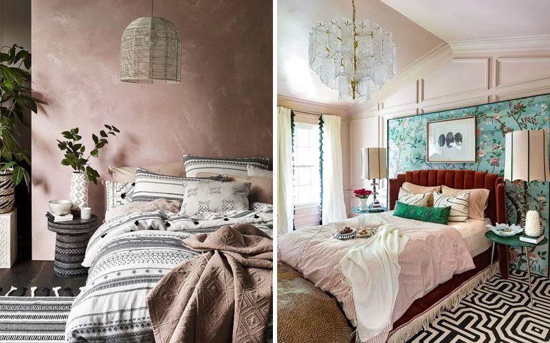 стена за кроватью